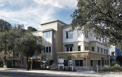San Luis Obispo County Commercial Lease For Lease: 1321 Osos Street