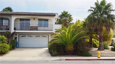 Pismo Beach Single Family Home For Sale: 689 Vista Pacifica Circle