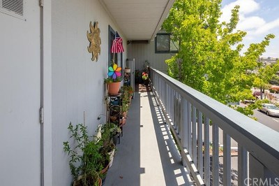 Pismo Beach, Arroyo Grande, Grover Beach, Oceano Condo/Townhouse For Sale: 513 Crown Hill Street #A