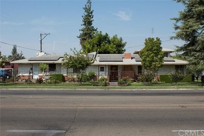 Fresno Single Family Home For Sale: 3341 N Maple Avenue