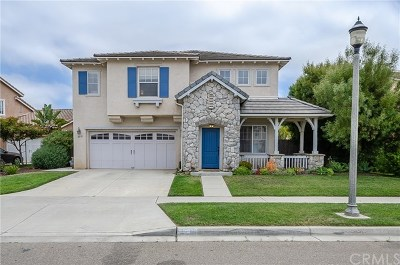 Santa Maria Single Family Home For Sale: 2710 Niverth Place