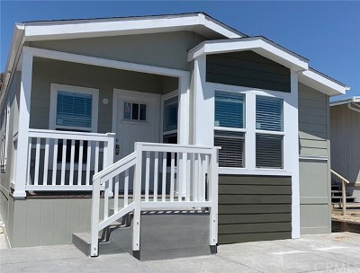 Oceano Mobile Home For Sale: 1623 23rd Street