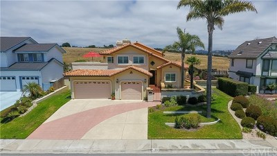 Pismo Beach Single Family Home For Sale: 852 Dugan Drive