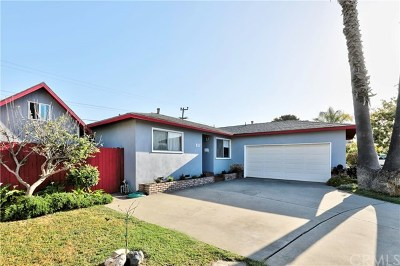 Arroyo Grande Single Family Home For Sale: 857 Pearl Drive