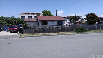 Grover Beach Commercial For Sale: 187 South Third