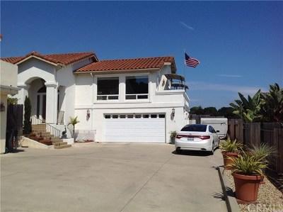 Grover Beach Single Family Home For Sale: 484 N Oak Park Boulevard