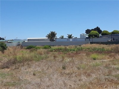 San Luis Obispo County Commercial For Sale: 1073 Huston Street