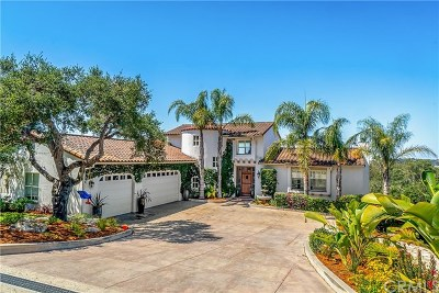San Luis Obispo County Single Family Home For Sale: 1381 Carpenter Canyon Road