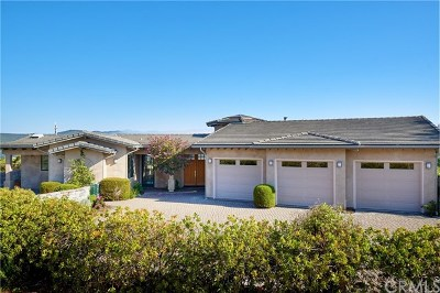 San Luis Obispo CA Single Family Home For Sale: $1,875,000