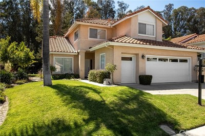 San Luis Obispo County Single Family Home For Sale: 531 Woodgreen Way