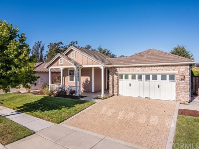 San Luis Obispo County Single Family Home For Sale: 913 Albert Way