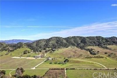 San Luis Obispo County Multi Family Home For Sale: 5285 Huasna Townsite Road