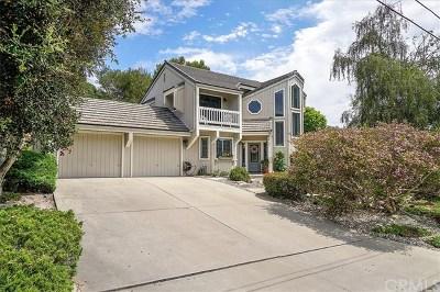 Arroyo Grande Single Family Home For Sale: 263 Canyon Way