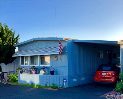 Grover Beach Mobile Home For Sale: 1370 West Grand Avenue