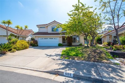 Nipomo Single Family Home For Sale: 606 Masters Circle