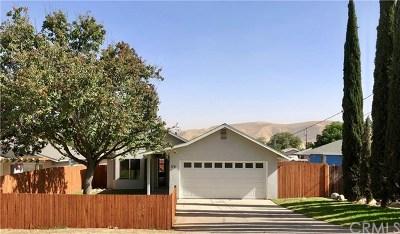 Shandon Single Family Home For Sale: 176 N 3rd Street