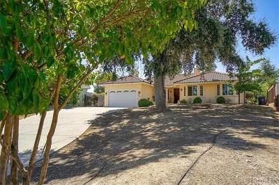 Paso Robles Single Family Home For Sale: 4785 Mallard Court