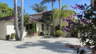 Pismo Beach Multi Family Home For Sale: 380 Harloe