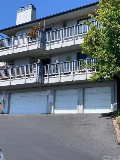Arroyo Grande Condo/Townhouse For Sale: 513 Crown Hill Street #A