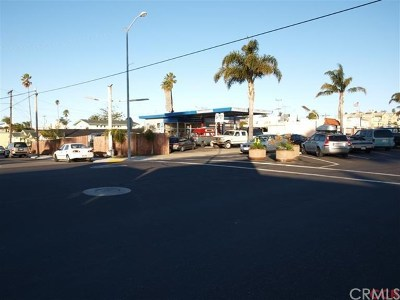 Pismo Beach Commercial For Sale: 1001 Price Street