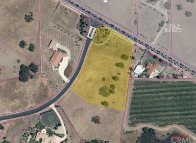 Templeton Residential Lots & Land For Sale: 1810 Laguna Del Campo