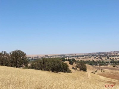 San Luis Obispo County Residential Lots & Land For Sale: Twin Canyon Lane