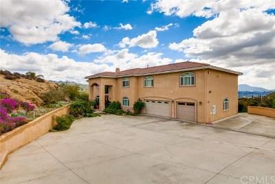El Cajon Single Family Home For Sale: 8167 Sterling Drive