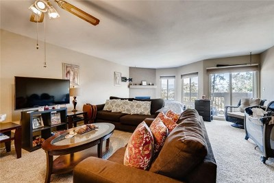 El Cajon Condo/Townhouse For Sale: 358 Travelodge Drive