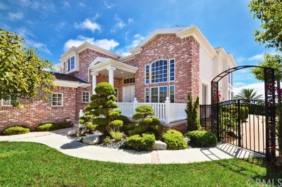 Rolling Hills Estates Single Family Home For Sale: 12 San Miguel
