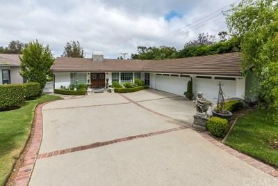 Los Angeles County Single Family Home For Sale: 6 Dapplegray Lane