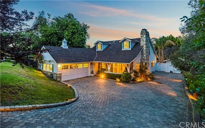 Rolling Hills Estates Single Family Home For Sale: 2 Dapplegray Lane