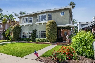 Los Angeles County Single Family Home For Sale: 1531 Mathews Avenue