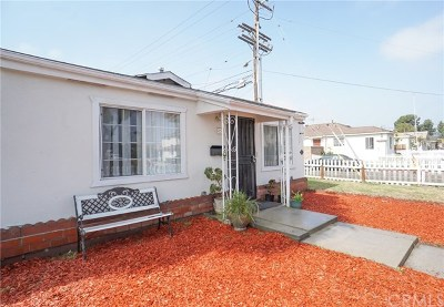 Lawndale Single Family Home For Sale: 4580 W 159th Street