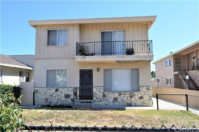San Pedro Multi Family Home For Sale: 1079 W 25th Street
