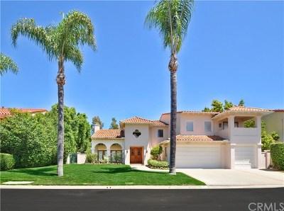 Rancho Palos Verdes Single Family Home For Sale: 40 Via Costa Verde