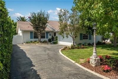 Palos Verdes Estates Single Family Home For Sale: 2845 Via De La Guerra