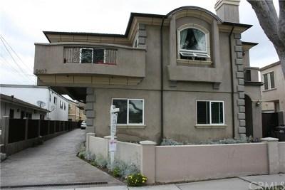 Condo/Townhouse For Sale: 2407 Grant Avenue #C