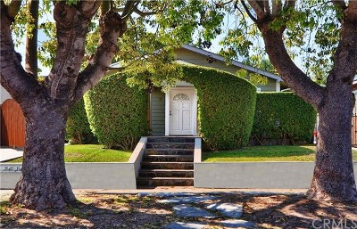 San Pedro Single Family Home For Sale: 1141 W 21st Street W