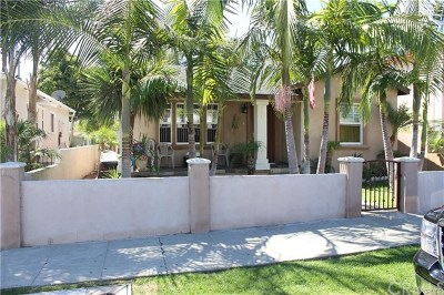 San Pedro Multi Family Home For Sale: 759 W 17th Street