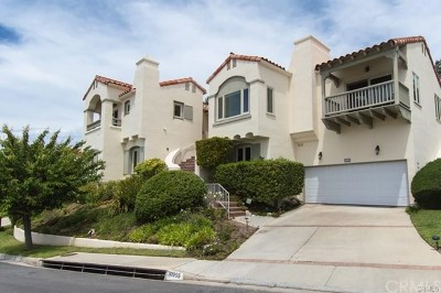 Rancho Palos Verdes CA Single Family Home For Sale: $1,990,000