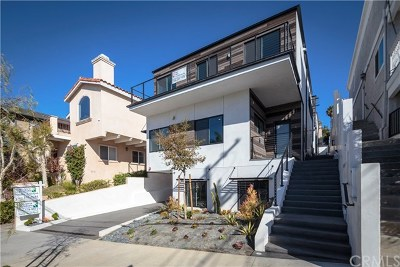 Los Angeles County Condo/Townhouse For Sale: 716 N Juanita Avenue #A