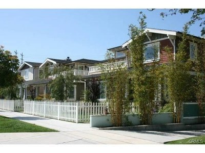 Los Angeles County Condo/Townhouse For Sale: 804 N Irena Avenue #B
