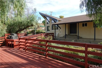 Corona Single Family Home For Sale: 10470 Cajalco Road