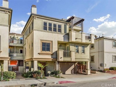 Hermosa Beach Condo/Townhouse For Sale: 640 Hermosa Avenue