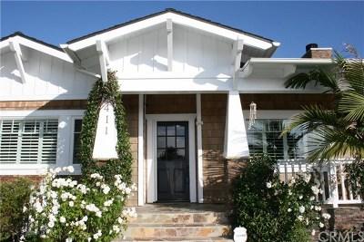 Redondo Beach Single Family Home For Sale: 411 Via Linda Vista