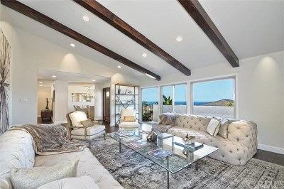 Rancho Palos Verdes Single Family Home For Sale: 7168 Crest Road