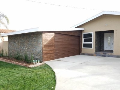 San Pedro Single Family Home For Sale: 861 W Channel St