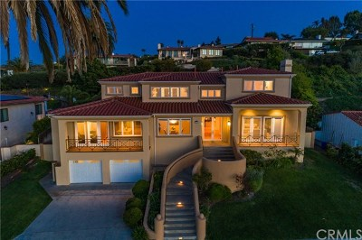 Palos Verdes Estates Single Family Home For Sale: 861 Rincon Lane