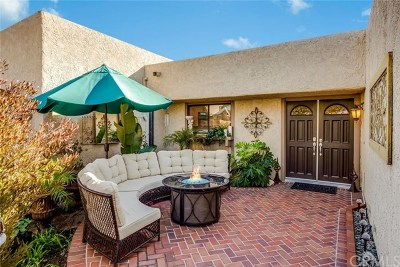 Rolling Hills Estates Condo/Townhouse For Sale: 8 Peartree Lane