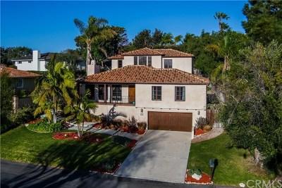 Single Family Home For Sale: 2204 Via Pacheco